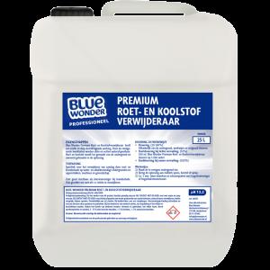 00595 Blue Wonder Premium Roet en Koolstof Verwijderaar Professioneel