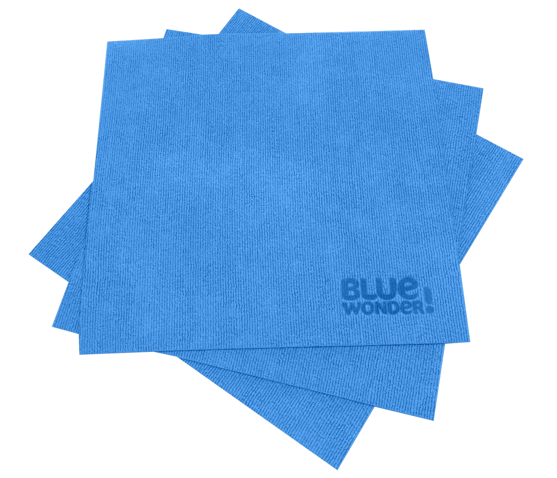 Blue Wonderdoek 1