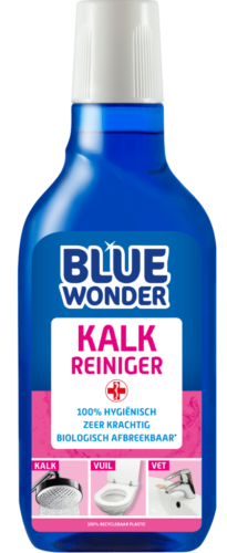 8712038000014 Blue Wonder Kalk reiniger 750ml dop 2020 07 01 front 1