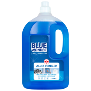 8712038000069 Blue Wonder Allesreiniger Professioneel 3000ml front shop