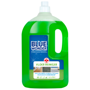 8712038000083 Blue Wonder Vloerreiniger Professioneel 1500ml front shop