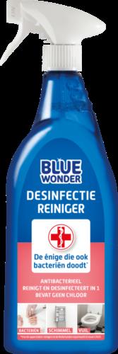 8712038000892 Blue Wonder Desinfectie 750ml spray 2020 04 20 1