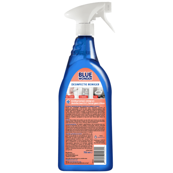 8712038000892 Blue Wonder Desinfectie 750ml spray 2020 04 20 2 3