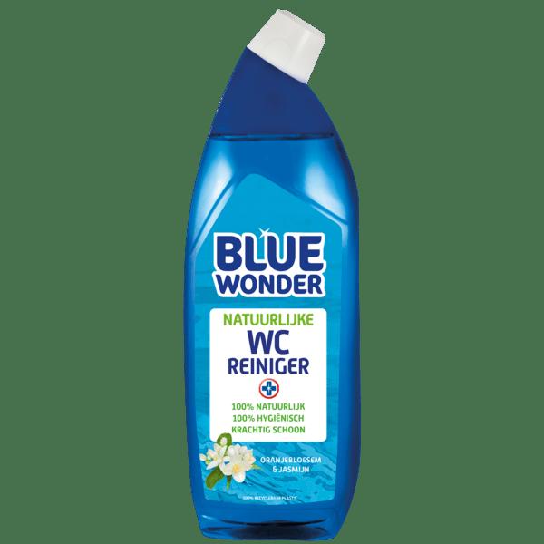 8712038001660 Blue Wonder Natuurlijke WC reiniger 750ml dop 2020 07 01 front 2