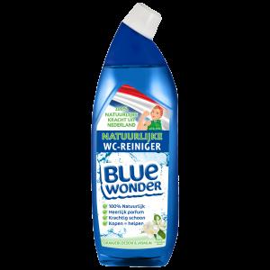 8712038001660 Blue Wonder WC reiniger 750ml 042018 voor