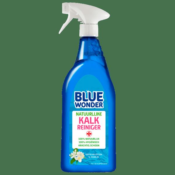 8712038001684 Blue Wonder Natuurlijke Kalk reiniger 750ml spray 2020 07 01 front