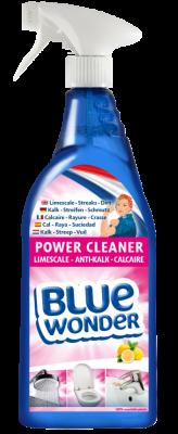 8712038001813_Blue-Wonder_Power-Cleaner-Limescale_750ml_spray_EN-DU-FR-ES-NL_front
