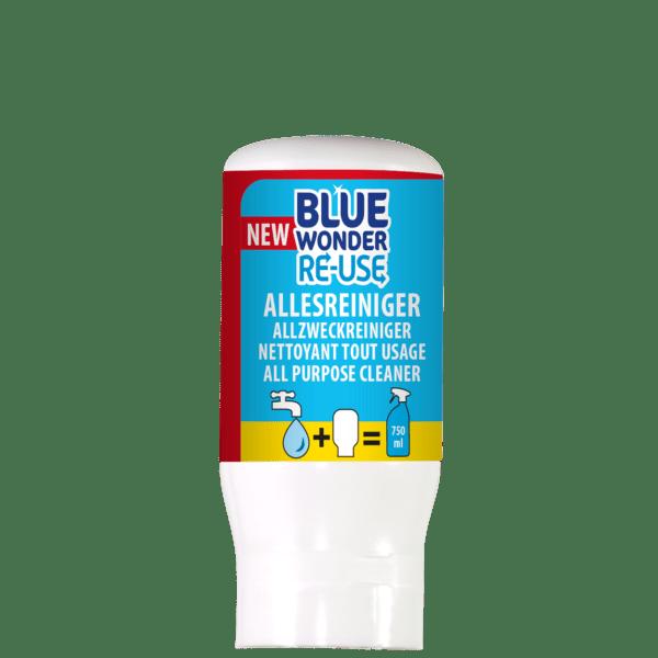 8712038001950 Blue Wonder Allesreiniger refill capsule 102020 3