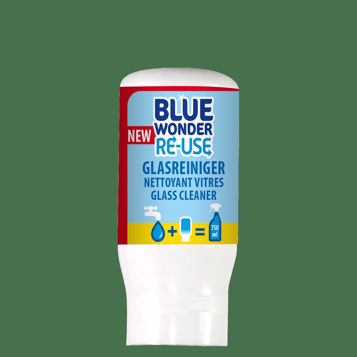 8712038001974 Blue Wonder Glasreiniger_refill capsule_102020