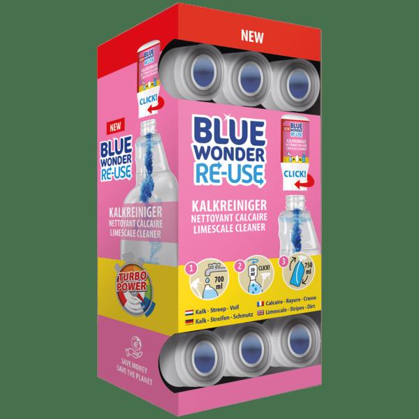 8712038002025 Blue Wonder Allesreiniger dispenserdoos