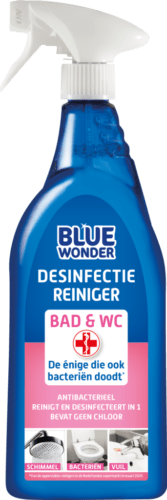 8712038002193 Blue Wonder Desinfectie Badkamer WC 750ml spray 2020 04 20 1