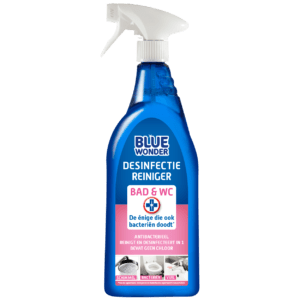 8712038002193 Blue Wonder Desinfectie Badkamer WC 750ml spray 2020 04 20 3