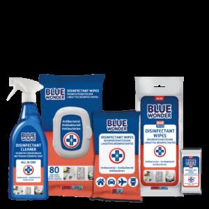 8712038003015 Saleskit Premium Disinfection contents