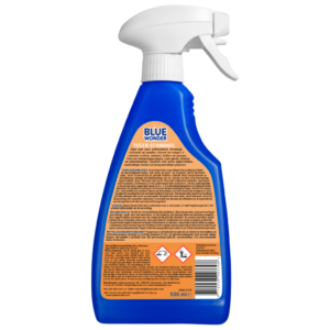 8712038003398 Blue Wonder Tegen Schimmel 500ml spray back shop