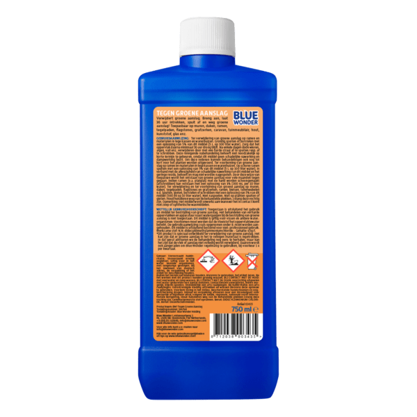 8712038003435 Blue Wonder Tegen Groene Aanslag 500ml spray back shop