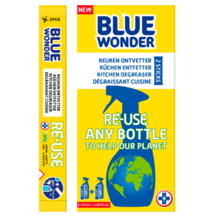 Blue Wonder RE USE Keuken ontvetter boxstick3 3