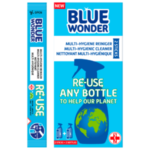 Blue Wonder RE USE Multi Hygiene boxstick