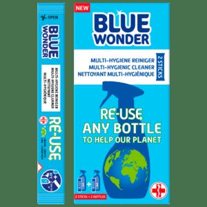 Blue Wonder RE USE Multi Hygiene boxstick