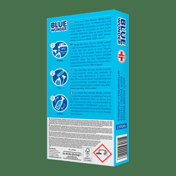 Blue Wonder RE USE back Multy Hygiene Reiniger 1