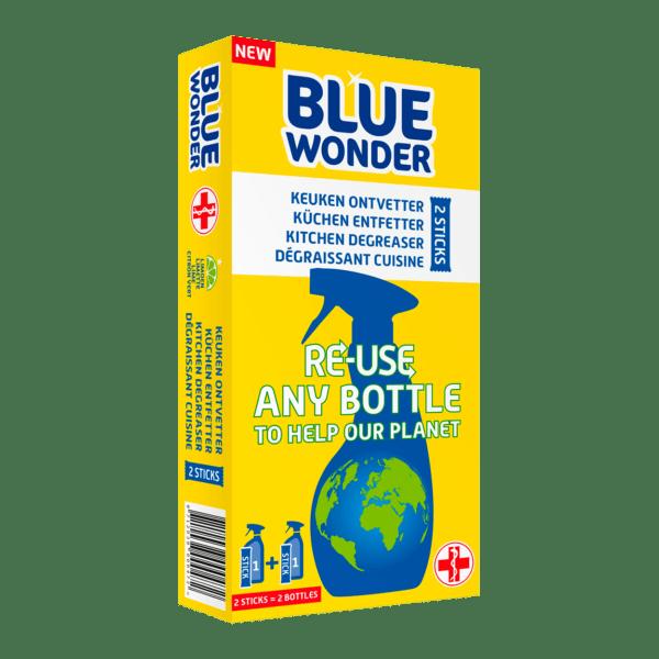 Blue Wonder RE USE front Keuken Ontvetter 1