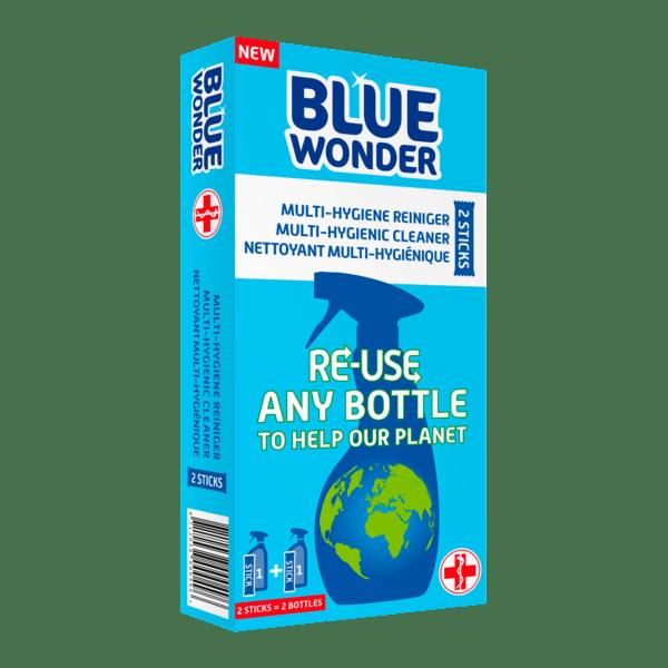 Blue Wonder RE USE front Multy Hygiene Reiniger 1