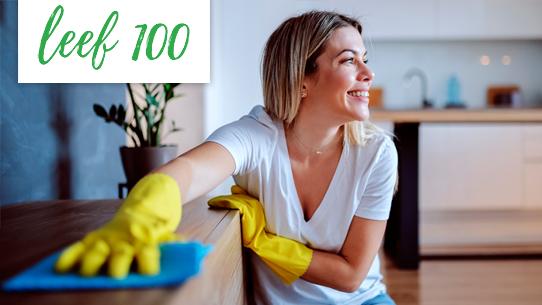 Zo houd je je huis écht schoon in Corona tijd  (blog)