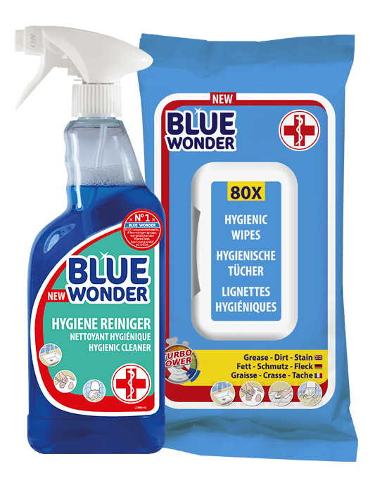 blue wonder productblok hygienic cleaners groot 2
