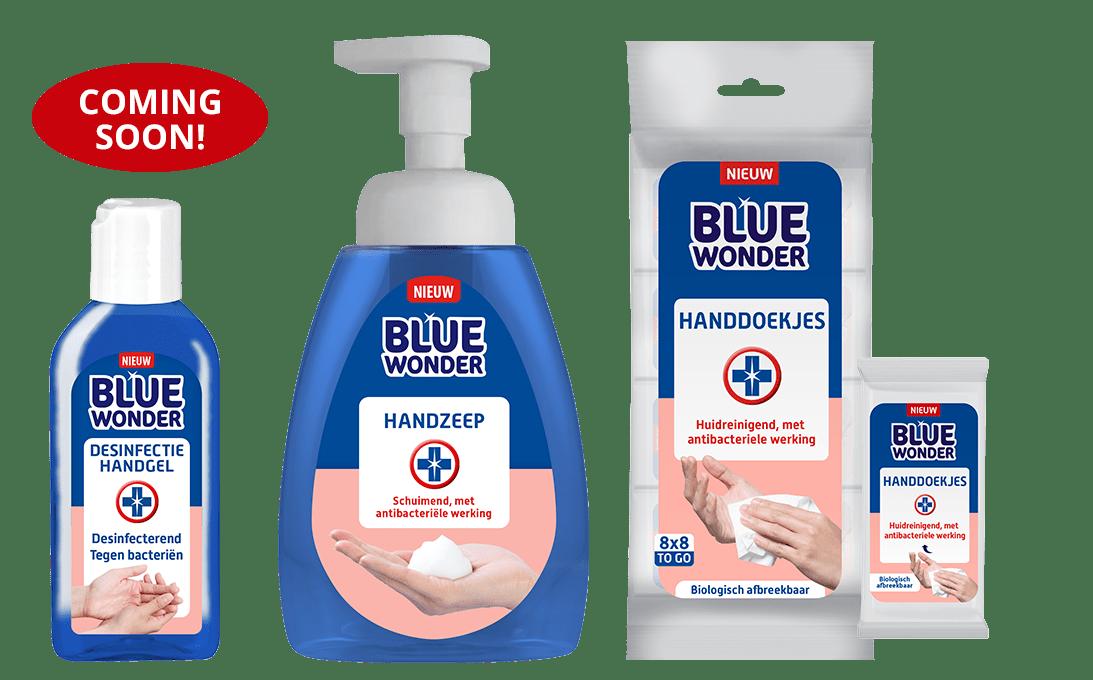blue wonder productblok personal care binnenkort verkrijgbaar 3