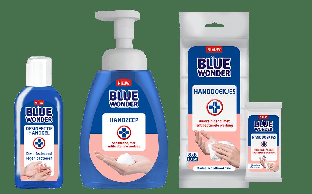 blue wonder productblok personal care nl