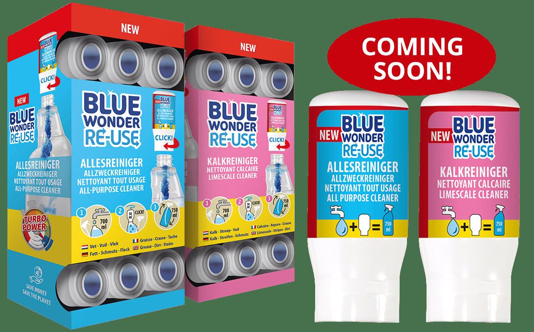 blue wonder productrange re use capsules 3