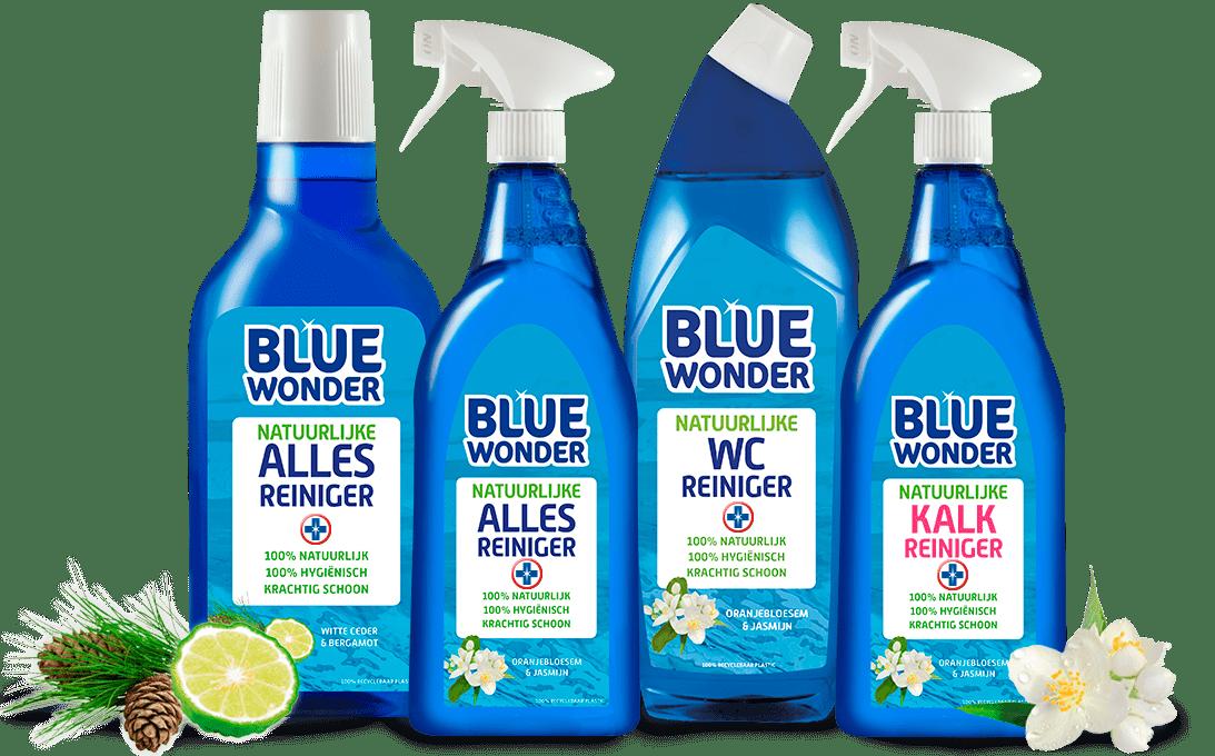 bluewonder 100natuurlijk reinigers groot 1