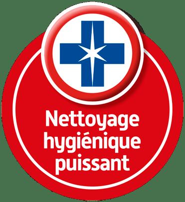 nettoyage hygienique puissant blue wonder 2