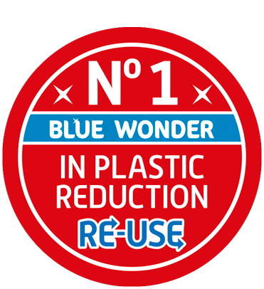 nr 1 plastic reduction blue wonder 1