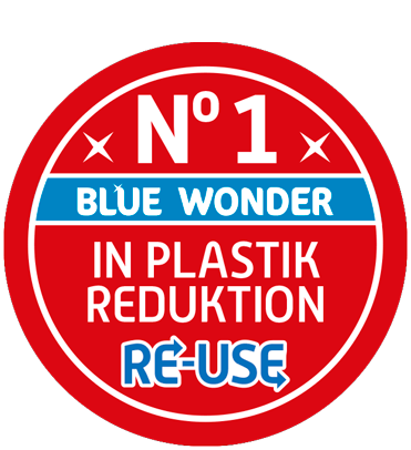 nr 1 plastik reduktion blue wonder 1