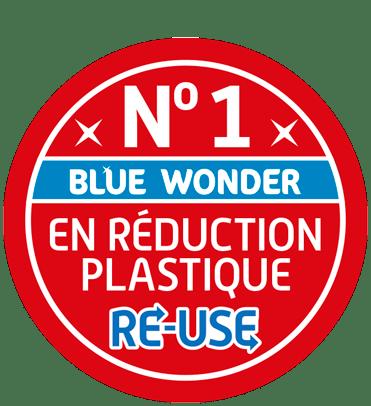 nr 1 reduction plastique blue wonder 1